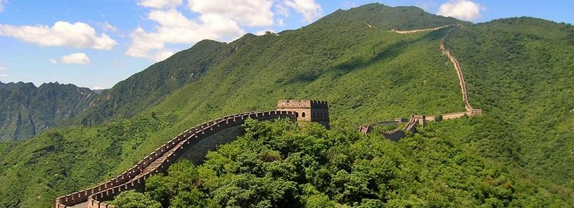 Reisen nach China - die Große Mauer