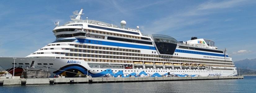 Kreuzfahrt mit Aida blu