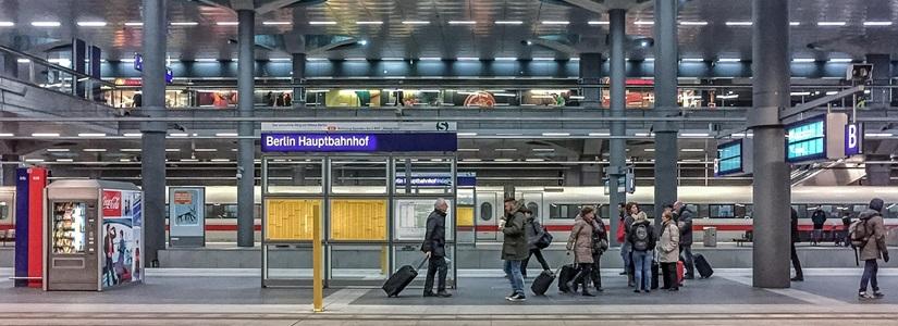 Bahnreisen Berlin