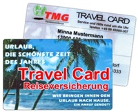 Travel Card Reiseversicherung - jetzt vergleichen