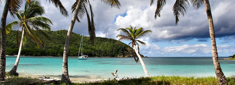 Reiseziel Karibik - die Grenadinen