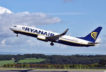 Billigflüge mit Ryanair